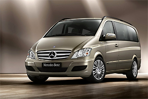 Mercedes Benz Viano, АНДК организация трансферов